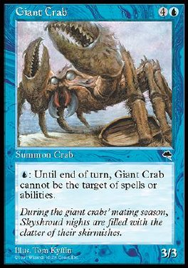 Cangrejo gigante