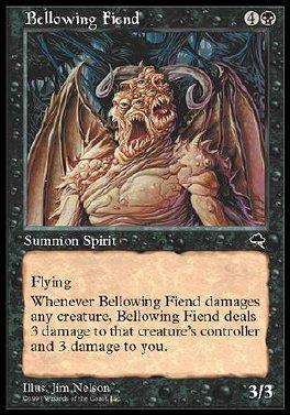 Demonio rugiente