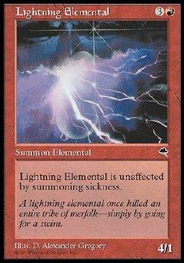 Elemental de rayos