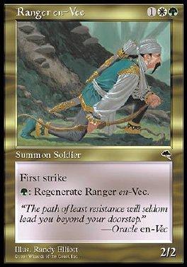 Ranger en-Vec