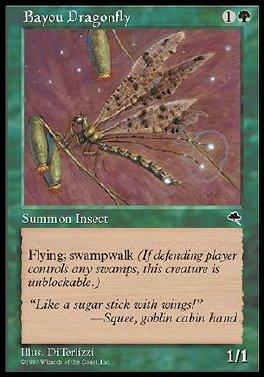 Bayou Dragonfly