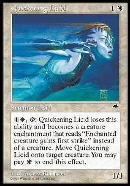 Quickening Licid