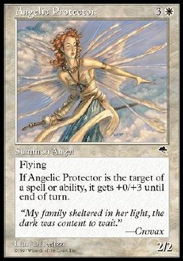 Protector angelical