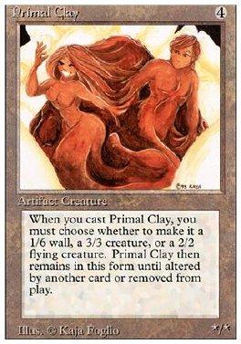 Barro primordial