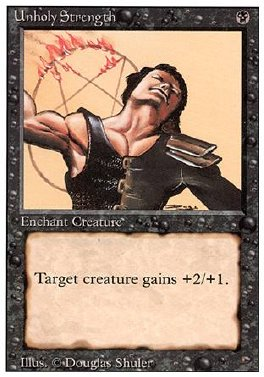 Unholy Strength