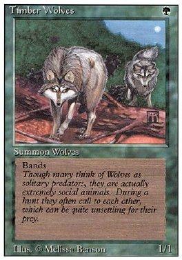Lobos ferales