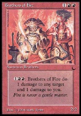 Hermanos del Fuego