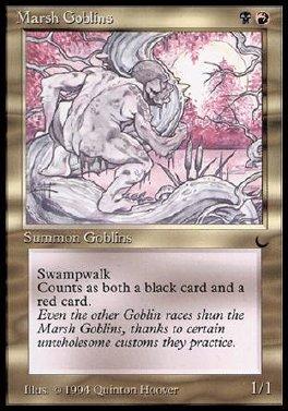 Marsh Goblins