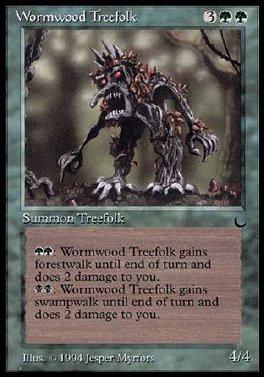 Wormwood Treefolk
