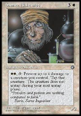 Samite Alchemist