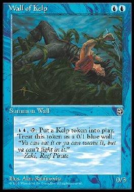 Wall of Kelp