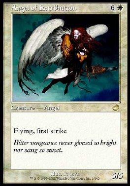 Angel de Castigo