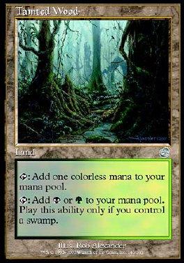 Bosque Contaminado