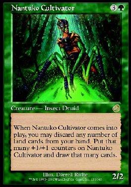 Cultivador Nantuko