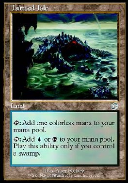 Isla Contaminada