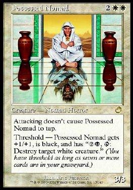 Possessed Nomad