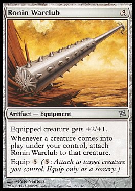 Garrote de guerra ronin