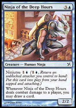 Ninja de las horas tardias