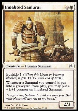 Samurai en deuda