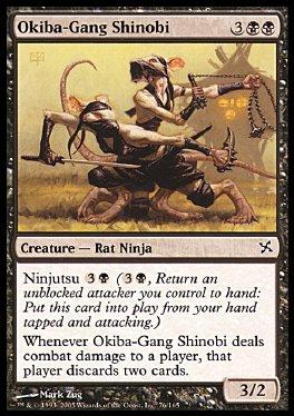 Shinobi de la banda Okiba