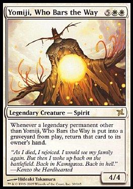 Yomiji, el que impide el paso