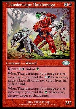 Thunderscape Battlemage