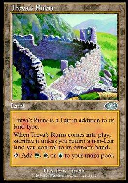Ruinas de Treva