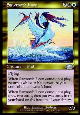 Sawtooth Loon