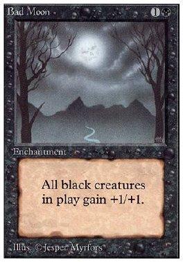 Luna maligna
