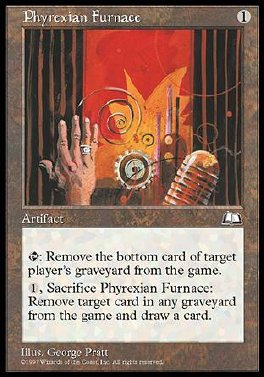 Phyrexian Furnace