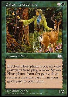 Sylvan Hierophant