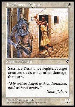 Luchador de la resistencia